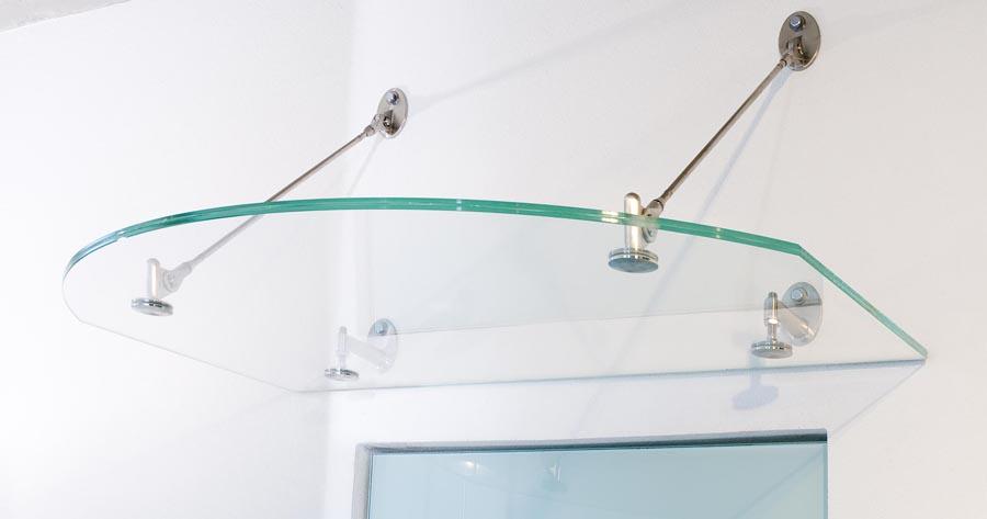 Arcade Glass Canopy