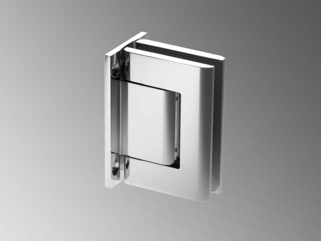 Biloba pivoting glass door hydraulic hinge