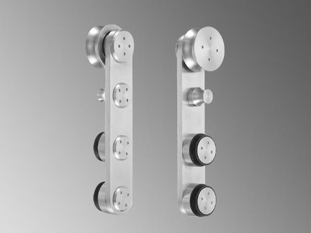strong sliding door system