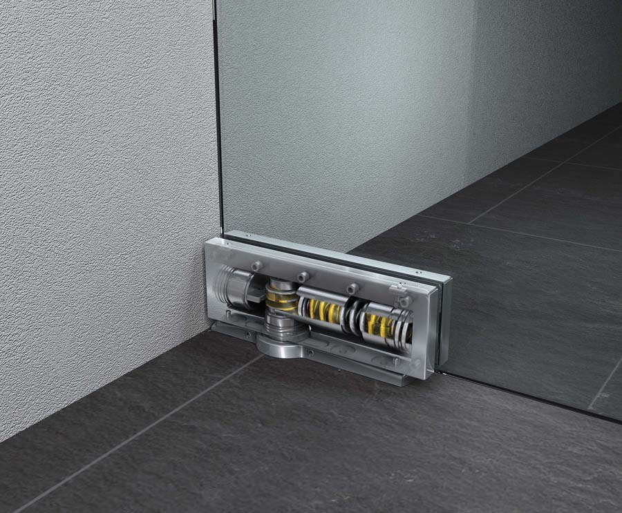 UNICA Pivoting Door Hinge