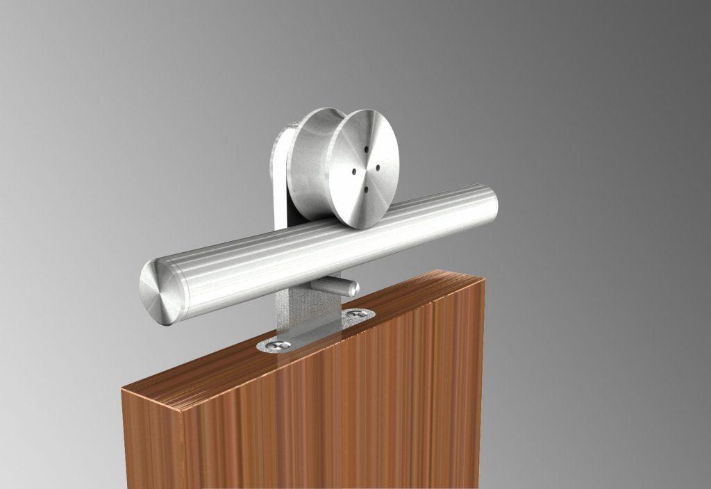 Wooden Sliding Door System